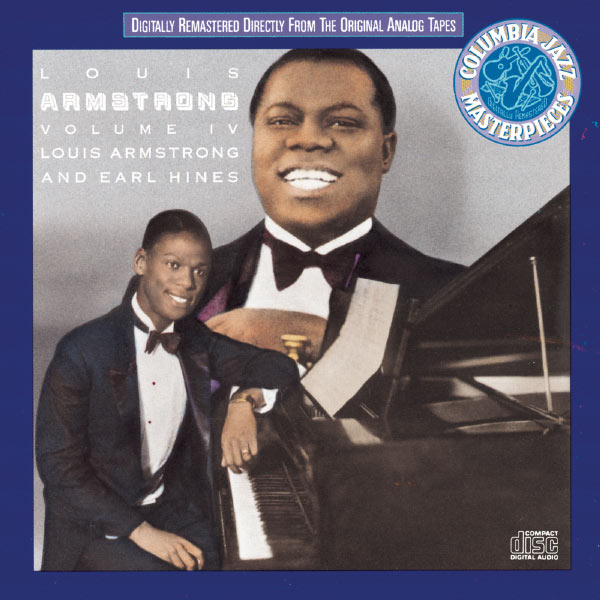 Louis Armstrong - Volume IV - Louis Armstrong And Earl Hines