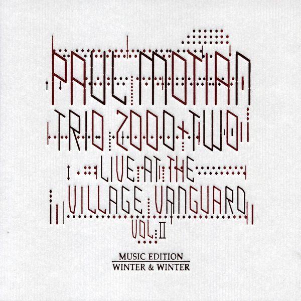 Paul Motian - Live at the Village Vanguard (Volume 2)