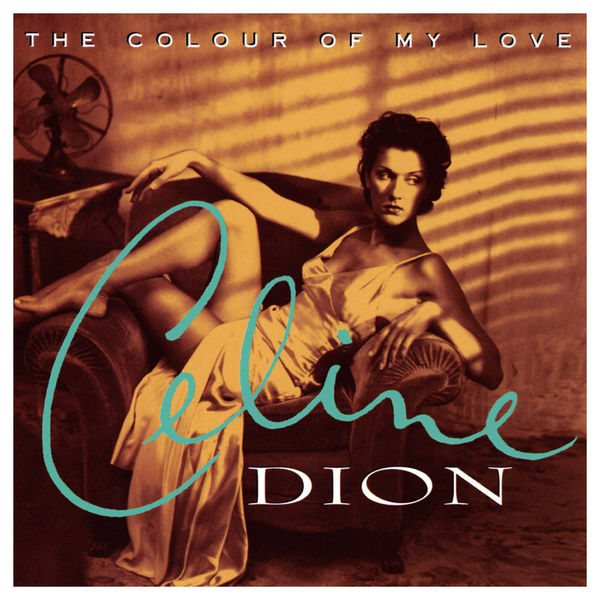 Celine dion celine dion: the colour of my love cassette nm.