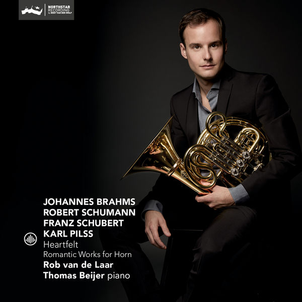 Franz Schubert - Heartfelt - Romantic Works for Horn