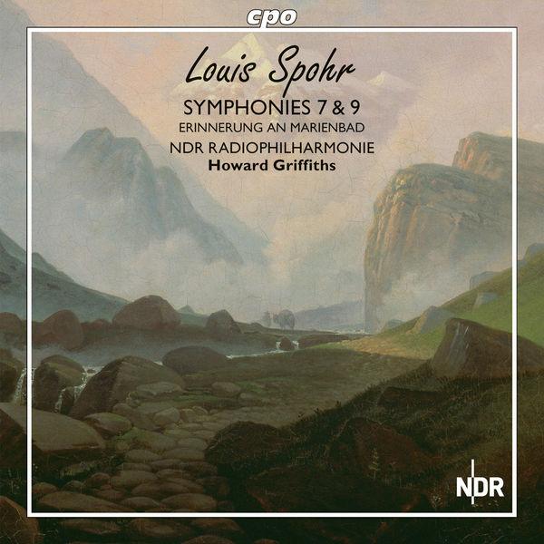 Howard Griffiths|Spohr: Symphonies Nos. 7 & 9, Erinnerung am Marienbad