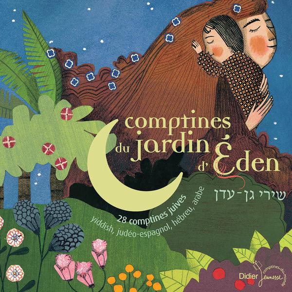 Jardin Arabe: Comptines Du Jardin D'Eden (28 Comptines Juives: Yiddish