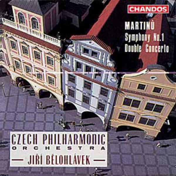 Jiří Bělohlávek  - Martinu: Symphony No. 1 / Double Concerto