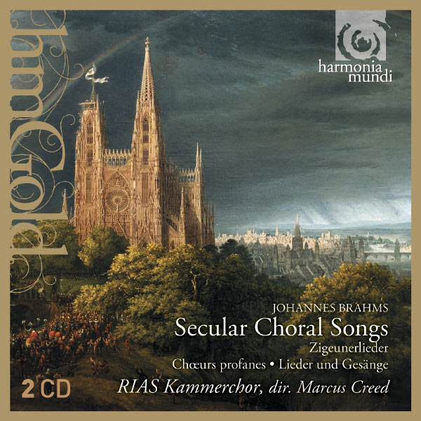 Rias Kammerchor - Brahms: Choral works