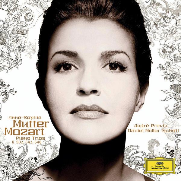 Anne-Sophie Mutter - Mozart, W.A.: Piano Trios