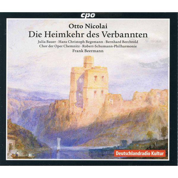 Frank Beermann - Otto Nicolai : Die Heimkehr des Verbannten