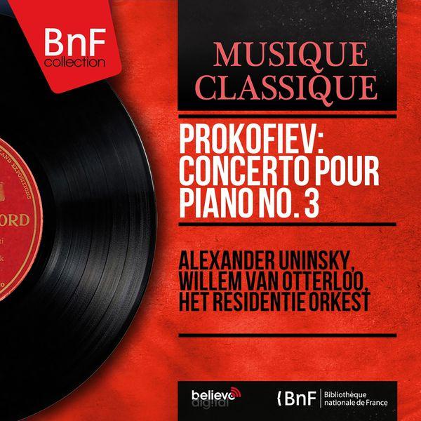 Alexander Uninsky - Prokofiev: Concerto pour piano No. 3 (Mono Version)