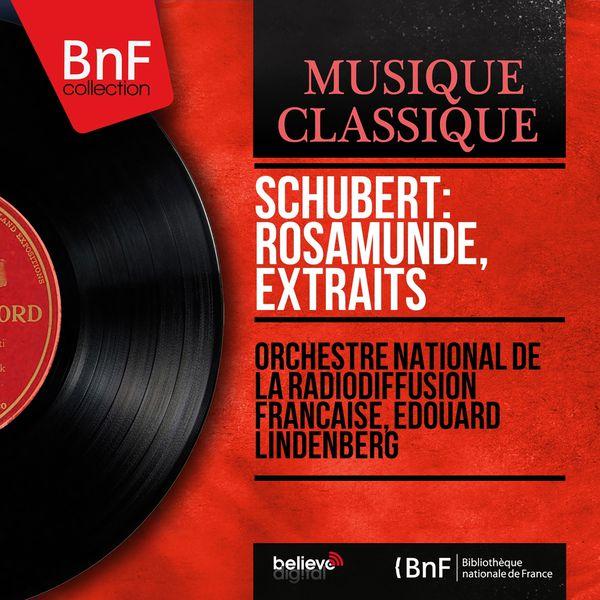Orchestre National de France - Schubert: Rosamunde, extraits (Mono Version)