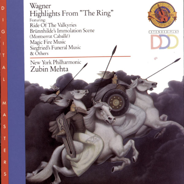 """Zubin Mehta - Wagner: Highlights from """"The Ring"""""""