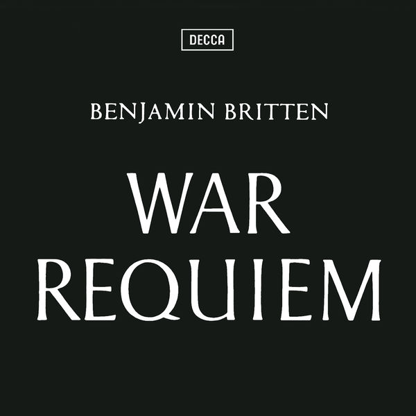 Galina Vishnevskaya - Britten: War Requiem
