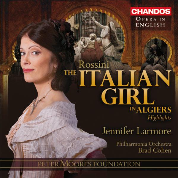 Various Interprets - The Italian Girl in Algiers (L'Italiana in Algeri) - Les meilleurs moments