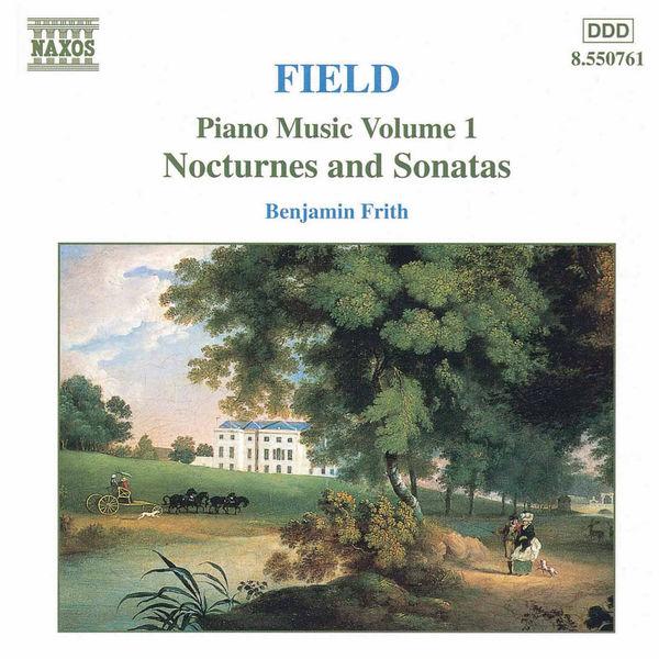 Benjamin Frith - Piano Music, Vol.  1