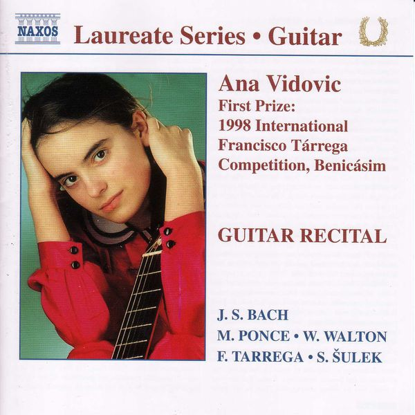 Ana Vidović - Guitar Recital: Ana Vidovic