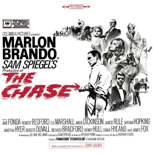 """John Barry - Bande Originale du Film """"La Poursuite impitoyable"""" (The Chase, d'Arthur Penn, 1966)"""