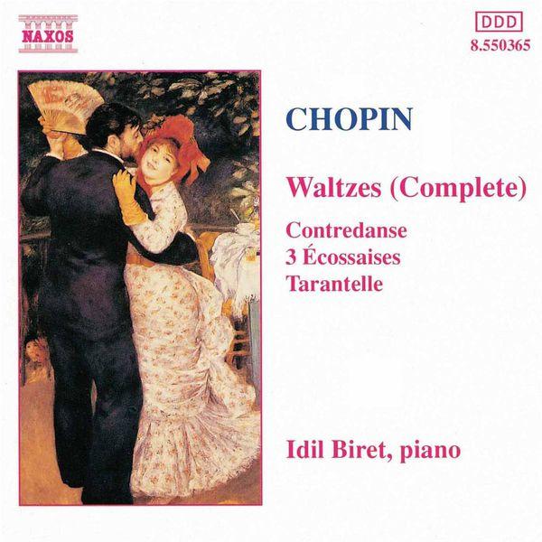 Idil Biret - CHOPIN: Waltzes (Complete)