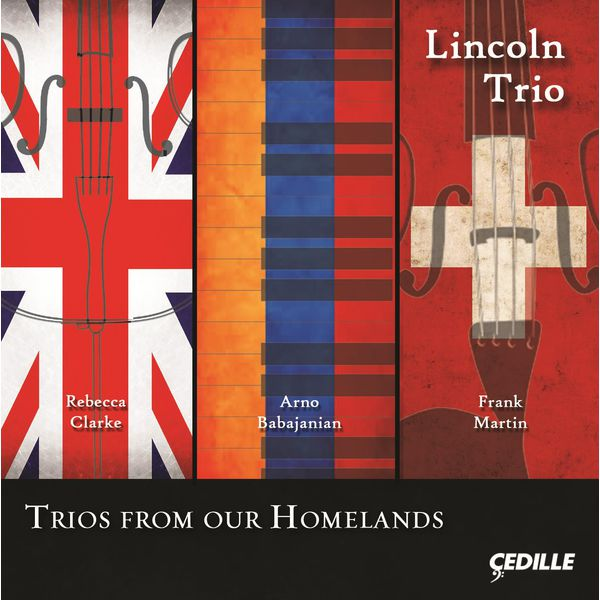 Lincoln Trio - Trios from Our Homelands