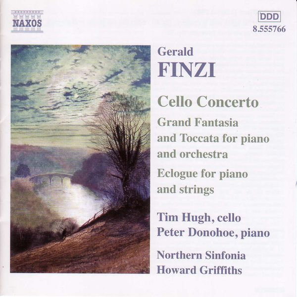 Tim Hugh - Finzi: Cello Concerto - Grand Fantasia and Toccata - Eclogue