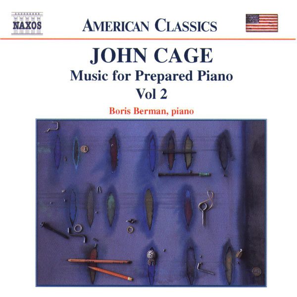 Boris Berman - CAGE: Music for Prepared Piano