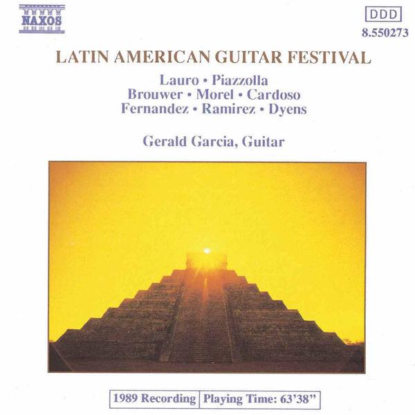 Gérald Garcia - Latin American Guitar Festival