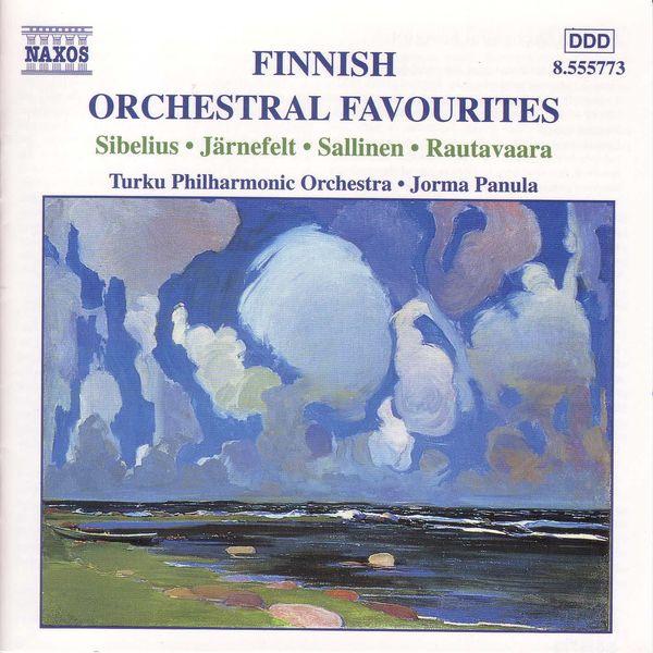 Turku Philharmonic Orchestra - Finnish Orchestral Favourites