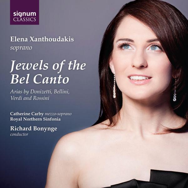 Gaetano Donizetti - Jewels of the Bel Canto: Arias by Donizetti, Bellini, Verdi & Rossini