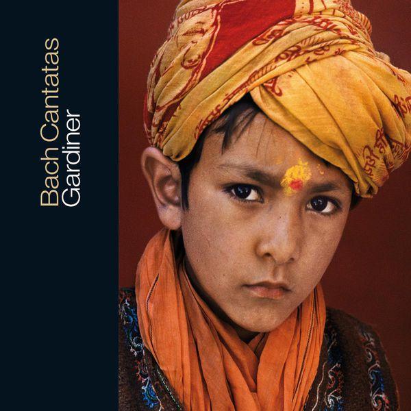 John Eliot Gardiner - Johann Sebastian Bach : Cantates (Volume 18)