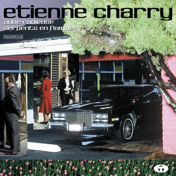 Etienne Charry Aube radieuse - Serpents en flammes