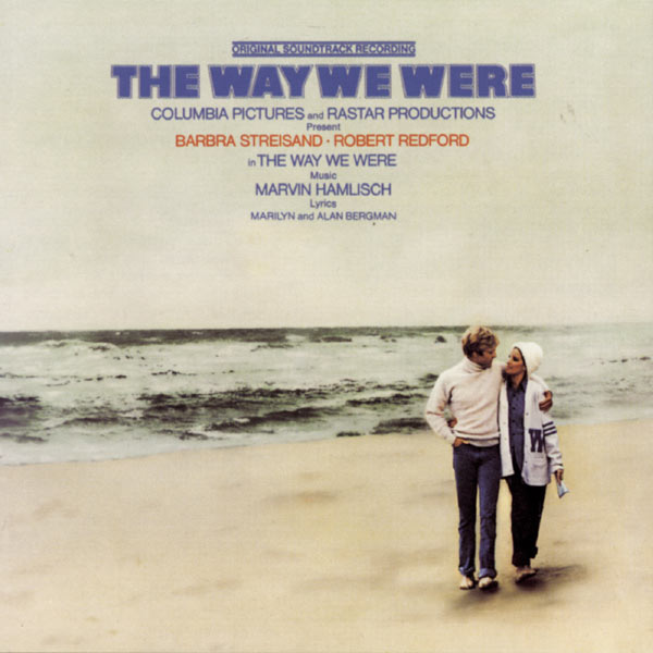 "Marvin Hamlisch - Bande Originale du film ""Nos plus belles années"" (The Way We Were - 1973)"