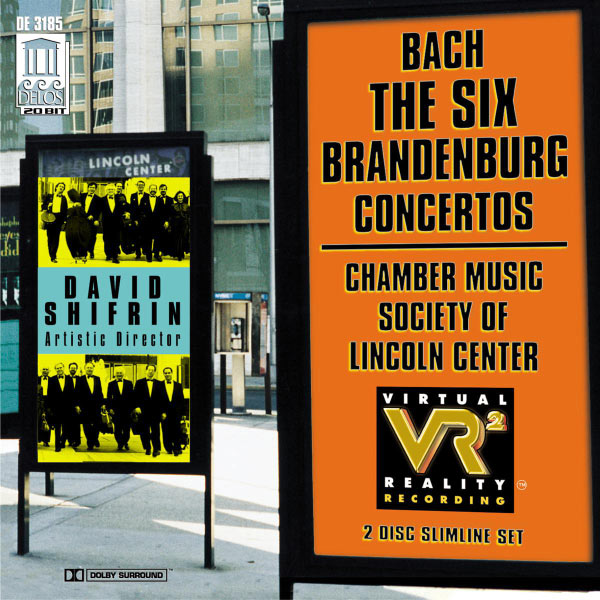 Lincoln Center Chamber Music Society - BACH, J.S.: Brandenburg Concertos Nos. 1-6 (Lincoln Center Chamber Music Society)
