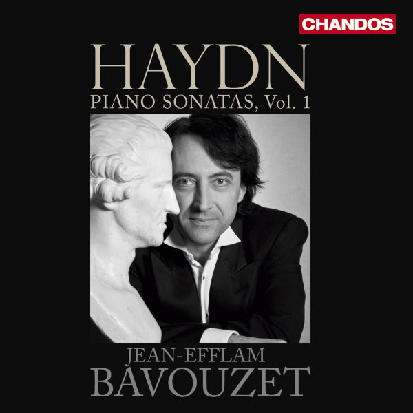 Jean-Efflam Bavouzet - Haydn : Piano Sonatas, volume 1