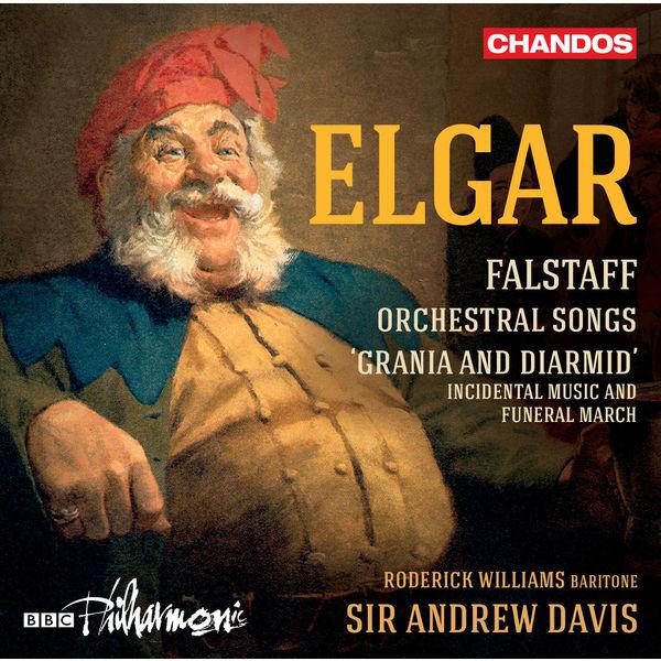 Sir Andrew Davis - Elgar : Falstaff - Orchestral Songs - Grania & Diarmid