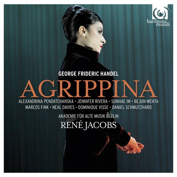 René Jacobs - Georg Friedrich Händel : Agrippina