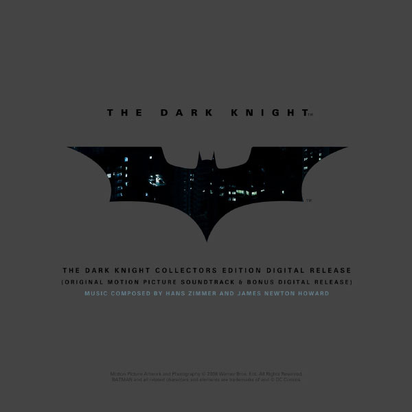 Hans Zimmer - The Dark Knight (Collectors Edition) [Original Motion Picture Soundtrack]