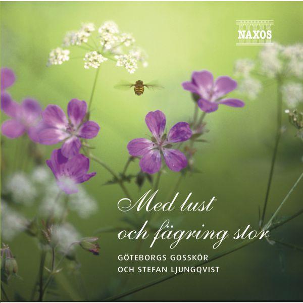 Göteborgs Gosskör - MED LUST OCH FAGRING STOR - Sommarens sanger och psalmer
