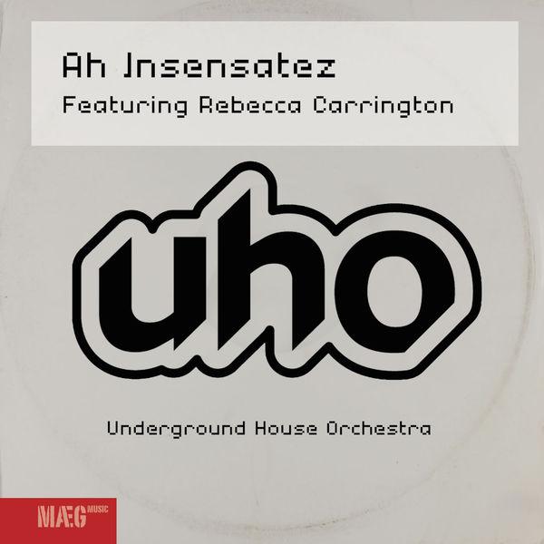 U.H.O. feat Rebecca Carrington - Ah Insensatez