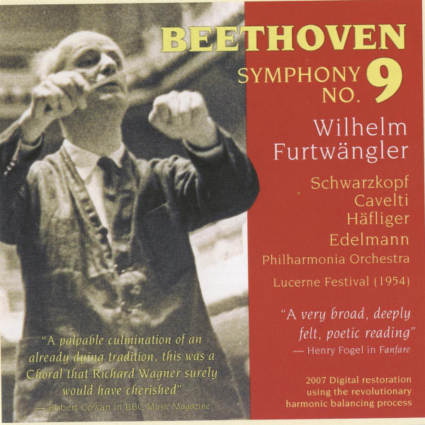 "Various Artists - Beethoven: Symphony No. 9, ""Choral"""
