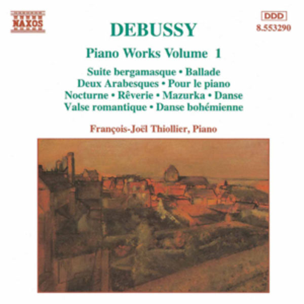 François-Joel Thiollier - Œuvres pour piano (Volume 1)