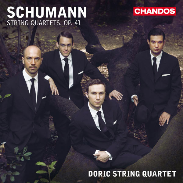Doric String Quartet - Quatuors à cordes Op. 41