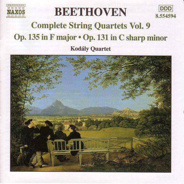 Kodaly Quartet - BEETHOVEN: String Quartets, Opp. 135 and 131
