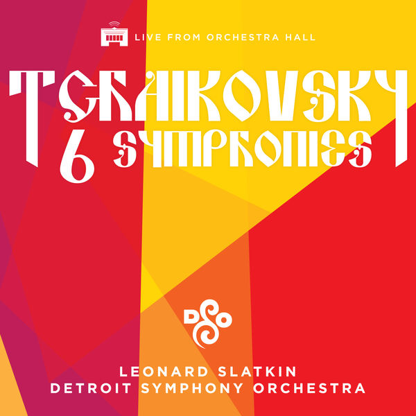 Peter Ilych Tchaikovsky - Tchaikovsky: The Six Symphonies (Live)