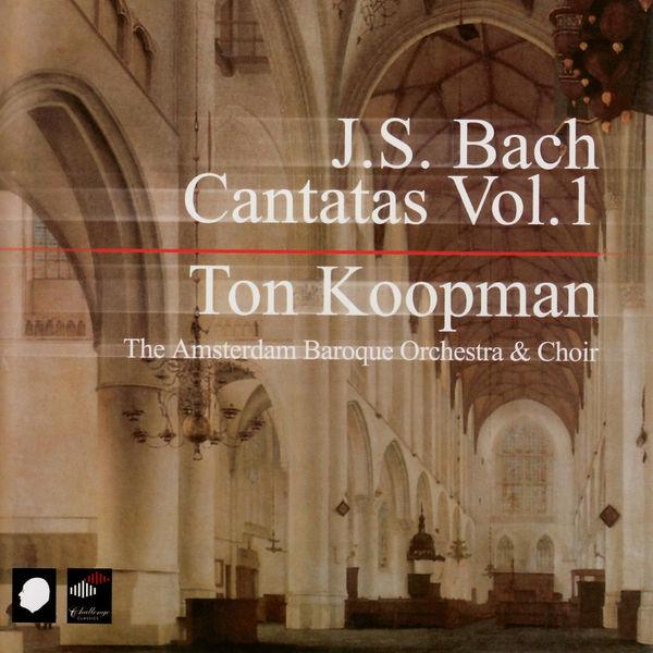 Johann Sebastian Bach - J.S. Bach: Cantatas Vol. 1