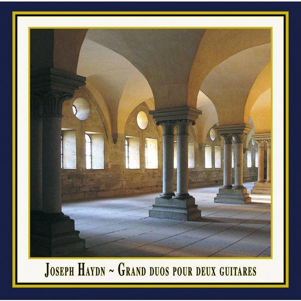 Duo Sonare - Haydn: Grand Duos pour deux guitares