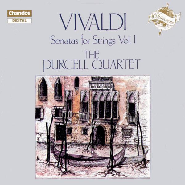 The Purcell Quartet - Sonates pour cordes (Volume 1)