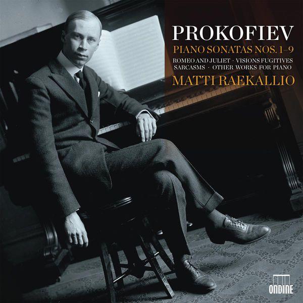 Matti Raekallio|Piano Sonatas Nos. 1-9