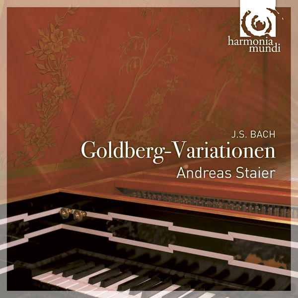 Andreas Staier - Bach: Goldberg Variationen