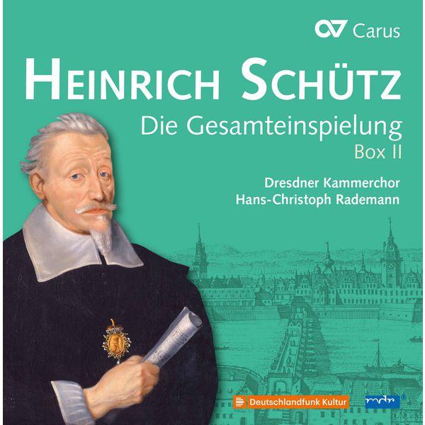 Dresdner Kammerchor - Schütz: Die Gesamteinspielung, Box 2