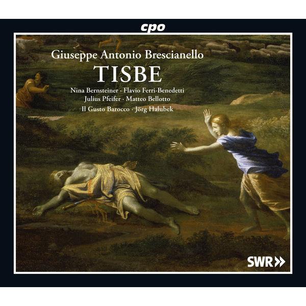 il Gusto Barocco - Brescianello : Tisbe