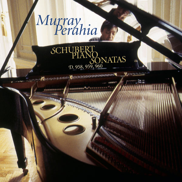 Murray Perahia - Franz Schubert : Late Piano Sonatas (Original Edition)