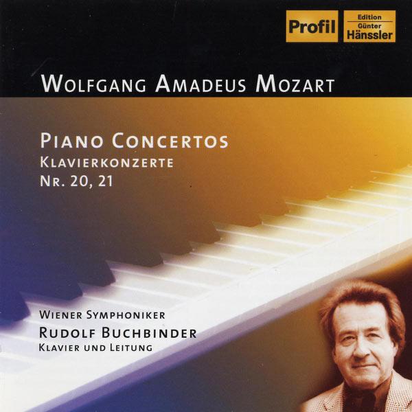 Rudolf Buchbinder - Mozart: Piano Concerto Nos. 20-21