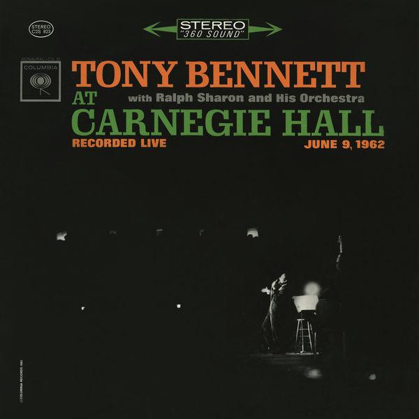 Tony Bennett - At Carnegie Hall - Recorded Live - June 9, 1962